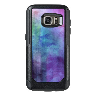 art abstract watercolor background on paper 2 2 OtterBox samsung galaxy s7 case