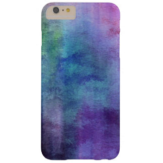 art abstract watercolor background on paper 2 3 barely there iPhone 6 plus case