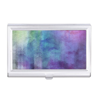 art abstract watercolor background on paper 2 3 business card holder