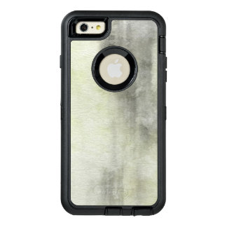 art abstract watercolor background on paper 2 3 OtterBox defender iPhone case
