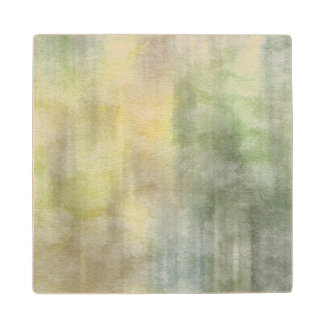 art abstract watercolor background on paper 2 3 wood coaster