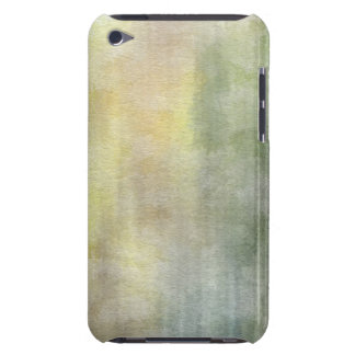 art abstract watercolor background on paper 2 barely there iPod cases
