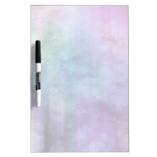 art abstract watercolor background on paper 2 Dry-Erase whiteboards