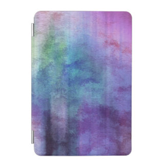 art abstract watercolor background on paper 2 iPad mini cover