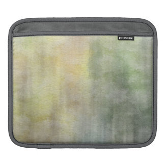 art abstract watercolor background on paper 2 iPad sleeve