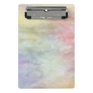art abstract watercolor background on paper 3 2 mini clipboard