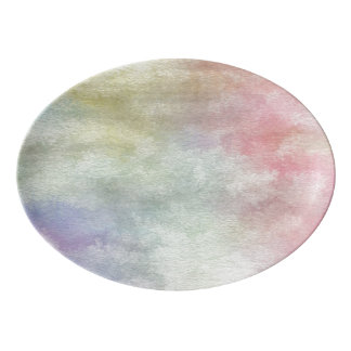 art abstract watercolor background on paper 3 2 porcelain serving platter