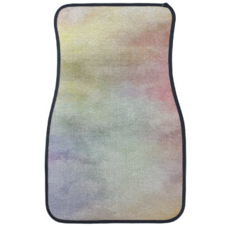art abstract watercolor background on paper 3 3 car mat