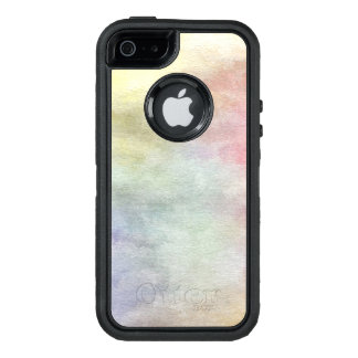art abstract watercolor background on paper 3 3 OtterBox iPhone 5/5s/SE case