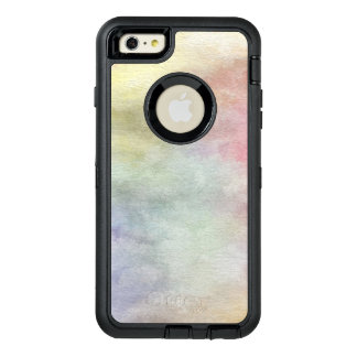 art abstract watercolor background on paper 3 3 OtterBox iPhone 6/6s plus case