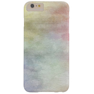art abstract watercolor background on paper 3 barely there iPhone 6 plus case
