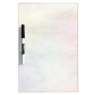 art abstract watercolor background on paper 3 dry erase boards