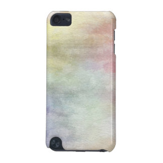 art abstract watercolor background on paper 3 iPod touch 5G cover