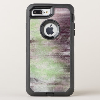 art abstract watercolor background on paper 3 OtterBox defender iPhone 8 plus/7 plus case