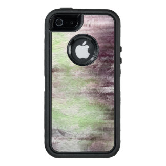 art abstract watercolor background on paper 3 OtterBox iPhone 5/5s/SE case