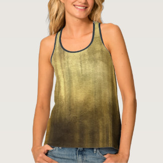 art abstract watercolor background on paper 3 tank top