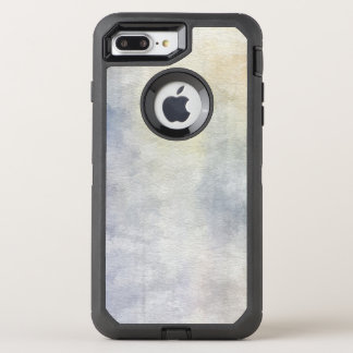 art abstract watercolor background on paper 4 2 OtterBox defender iPhone 8 plus/7 plus case