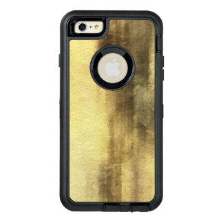 art abstract watercolor background on paper 4 3 OtterBox defender iPhone case
