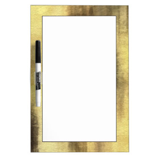 art abstract watercolor background on paper 4 Dry-Erase boards