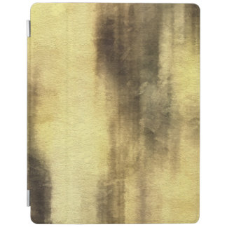 art abstract watercolor background on paper 4 iPad cover