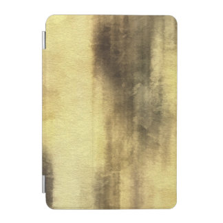 art abstract watercolor background on paper 4 iPad mini cover
