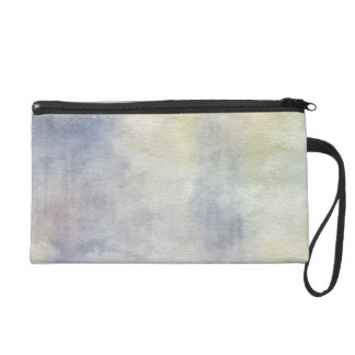 art abstract watercolor background on paper 4 wristlet