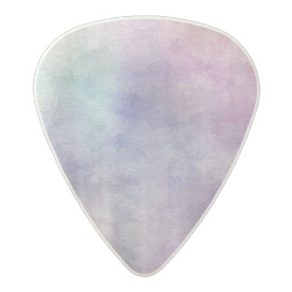 art abstract watercolor background on paper 5 2 acetal guitar pick
