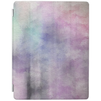 art abstract watercolor background on paper 5 2 iPad cover