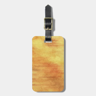 art abstract watercolor background on paper 5 luggage tag