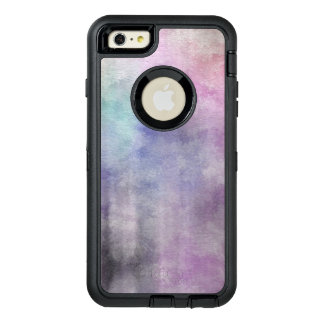art abstract watercolor background on paper 5 OtterBox defender iPhone case
