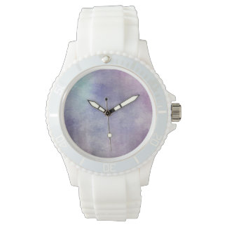 art abstract watercolor background on paper 5 wristwatch