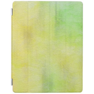 art abstract watercolor background on paper 8 iPad cover
