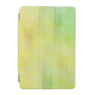 art abstract watercolor background on paper 8 iPad mini cover