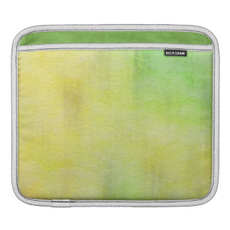 art abstract watercolor background on paper 8 iPad sleeve