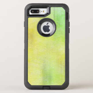art abstract watercolor background on paper 8 OtterBox defender iPhone 8 plus/7 plus case