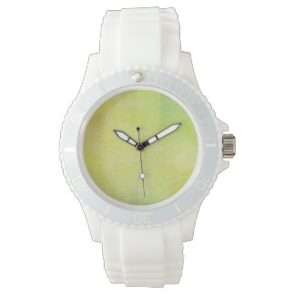 art abstract watercolor background on paper 8 wristwatches