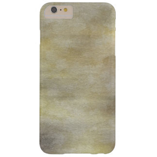 art abstract watercolor background on paper barely there iPhone 6 plus case