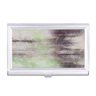 art abstract watercolor background on paper business card holder