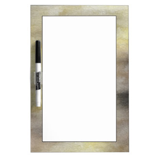 art abstract watercolor background on paper Dry-Erase whiteboard
