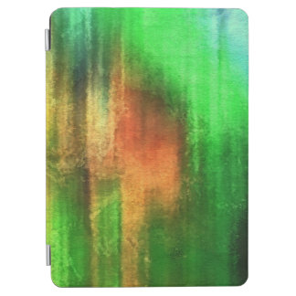 art abstract watercolor background on paper iPad air cover