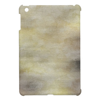 art abstract watercolor background on paper iPad mini cover