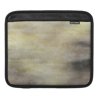 art abstract watercolor background on paper iPad sleeve