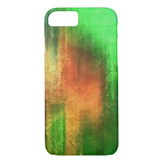 art abstract watercolor background on paper iPhone 8/7 case