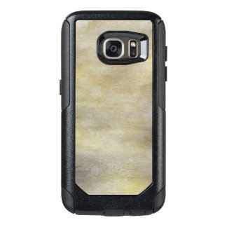 art abstract watercolor background on paper OtterBox samsung galaxy s7 case