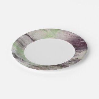 art abstract watercolor background on paper paper plate