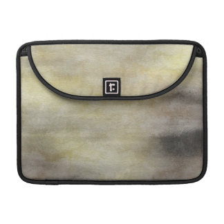 art abstract watercolor background on paper sleeve for MacBooks