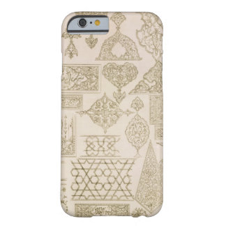 Art and Industry ornamentation Barely There iPhone 6 Case