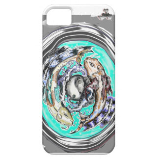 Art & Angel's Koi Barely There iPhone 5 Case