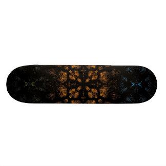 Art animal fur 17 skateboard