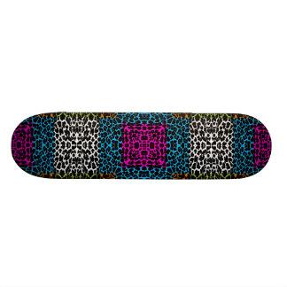 Art animal fur 21 skateboard deck